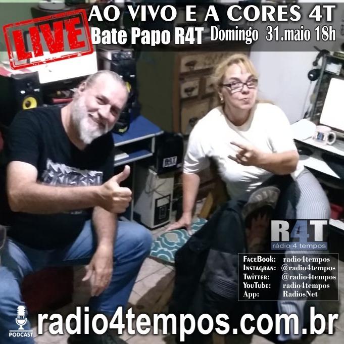 Rádio 4 Tempos - Ao Vivo E a Cores 72
