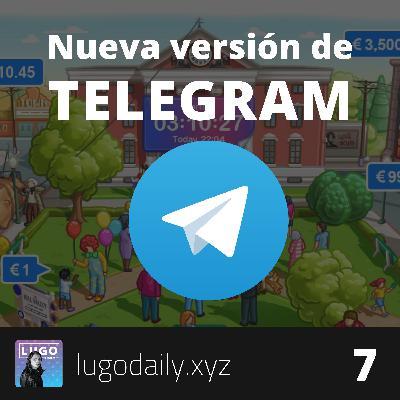 Nueva versión de Telegram y CubaPod está de vuelta - Noticias