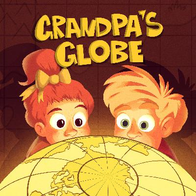 Grandpa's Globe Episode 1: Spain