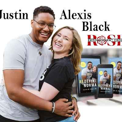 """Harvey Brownstone Interviews Justin and Alexis Black, Authors of """"Redefining Normal: How Two Foster Kids Beat The Odds and Discovered Healing, Happiness and Love"""""""