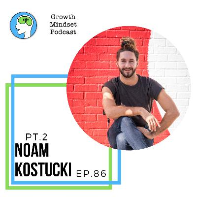 86. Question Everything. Let's start with Gender - Noam Kostucki