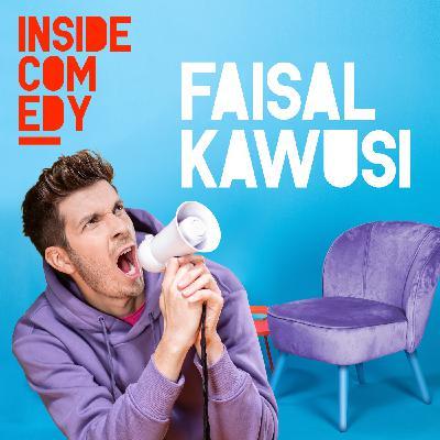 Faisal Kawusi: Vom Bankkaufmann zum Comedian