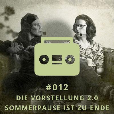012 - Die Vorstellung 2.0 | DICHTE GEDANKEN POTCAST