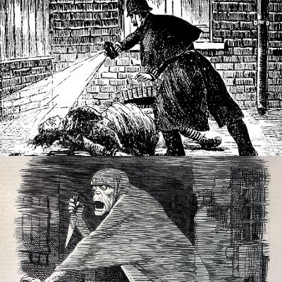 25 | Jack The Ripper Part 5: The Murder of Catherine Eddowes & a clue at Goulston Street