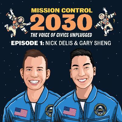 Blastin' Off with Gary Sheng and Nick Delis