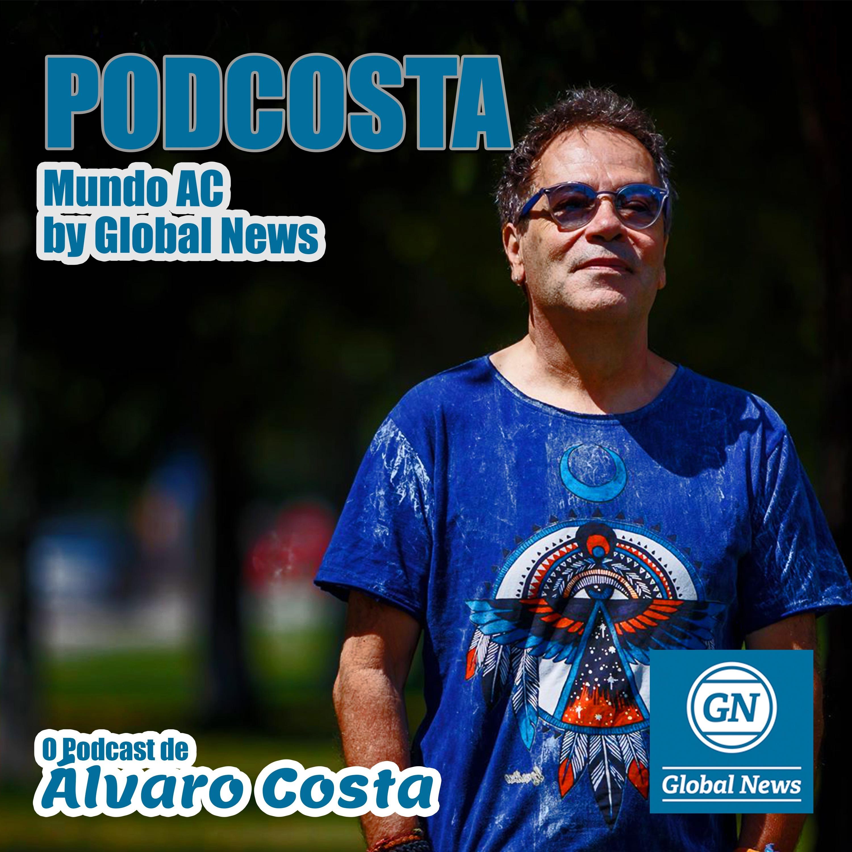 Podcosta: Com José Rodrigues dos Santos na Disneylândia!