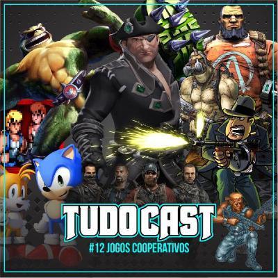TudoCast #012 - Jogos Cooperativos