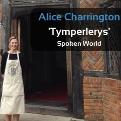 Interviewing Alice, Manger of Tymperleys | Spoken World