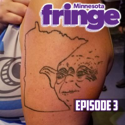 Nerd Rage TGD at the Minnesota Fringe! Episode 3!