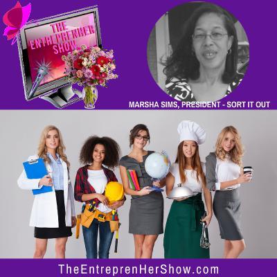 Meet Marsha Sims Celebrated Organizer