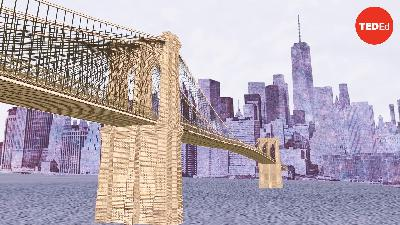 Epic Engineering: Building the Brooklyn Bridge  | Alex Gendler