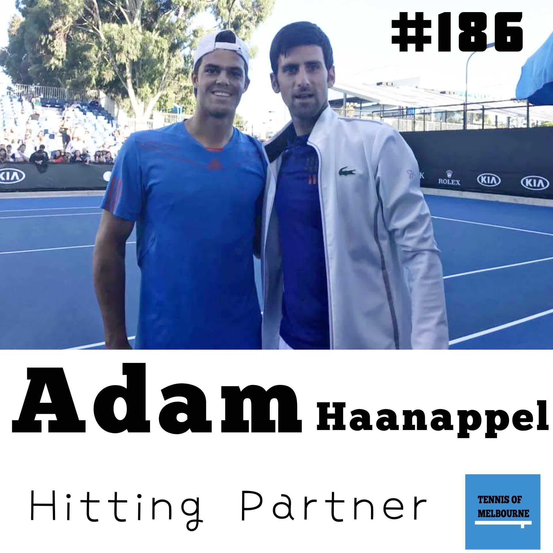 #186 Adam Haanappel | Hitting Partner