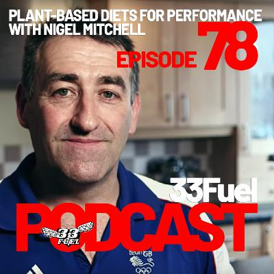 Plant-based diet for performance with Nigel Mitchell