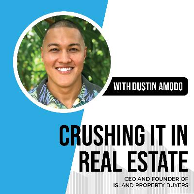 55. How Asking For Help Can Save You Money in Real Estate with Dustin Amodo