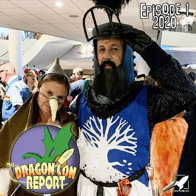The 2020 Dragon Con Report Episode 1