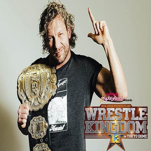 AMP EPISODE #57 // NJPW Wrestle Kingdom 13 Preview