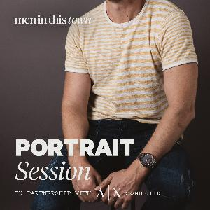 Portrait Session: Damien Woolnough (Fashion Journalist)