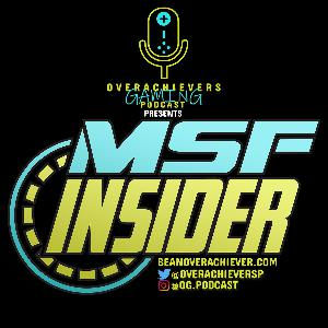 MSF Insider 24: The Ginger Italian w/ Tony Scungili