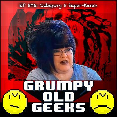 506: Category 5 Super-Karen