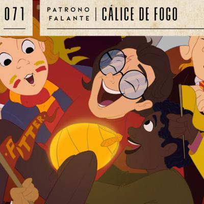 Estação 9¾ #71 - Patrono Falante - Harry Potter e o Cálice de Fogo