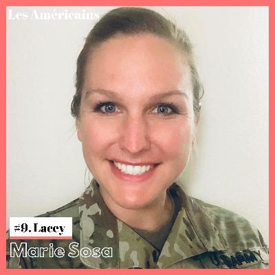E9. Rencontre avec Marie Sosa, officier dans l'armée de terre à Lacey aux Etats-Unis