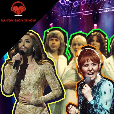 Eurovision Show #076 (All Stars 2 Part Two)