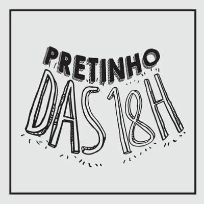 Pretinho 23/11/2020 18h  ⭐Cris Pereira