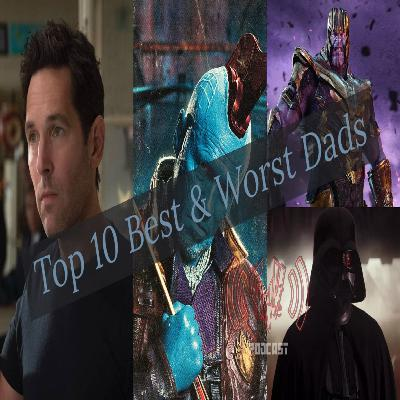 Top 10 Best & Worst Dads in TV and Film