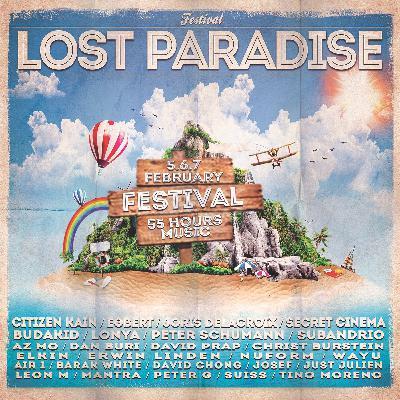 "LEON ► ""LOST PARADISE FESTIVAL // Koh Phangan // Feb 2019"""