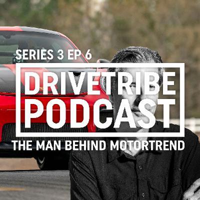 Season 3 Ep 6: Meet Angus MacKenzie – the man who built MotorTrend