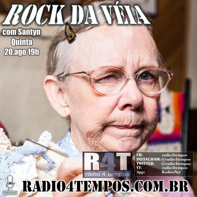 Rádio 4 Tempos - Rock da Véia 81:Rádio 4 Tempos