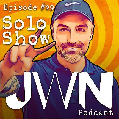 JWN #29 Solo Show: Three Little Birds