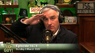 Leo Laporte - The Tech Guy: 1676