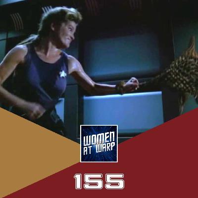 155:  Viruses & Pandemics in Trek, Part 1
