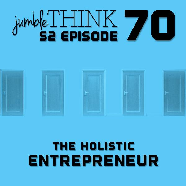 The Holistic Entrepreneur | Michael Woodward