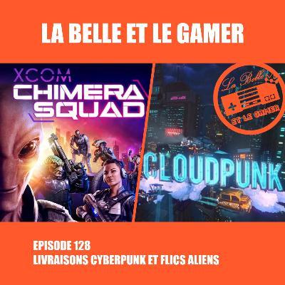 Episode 128: Livraisons Cyberpunk et Flics Aliens