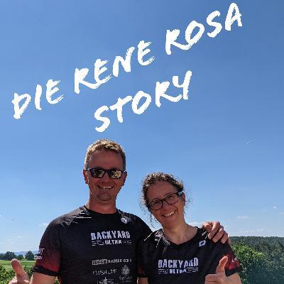 Von etwas was Leiden schafft 🤕 (Morgenspaziergang Backyard Ultra Trail) zu etwas mit Leidenschaft (die René Rosa Story) ❤️