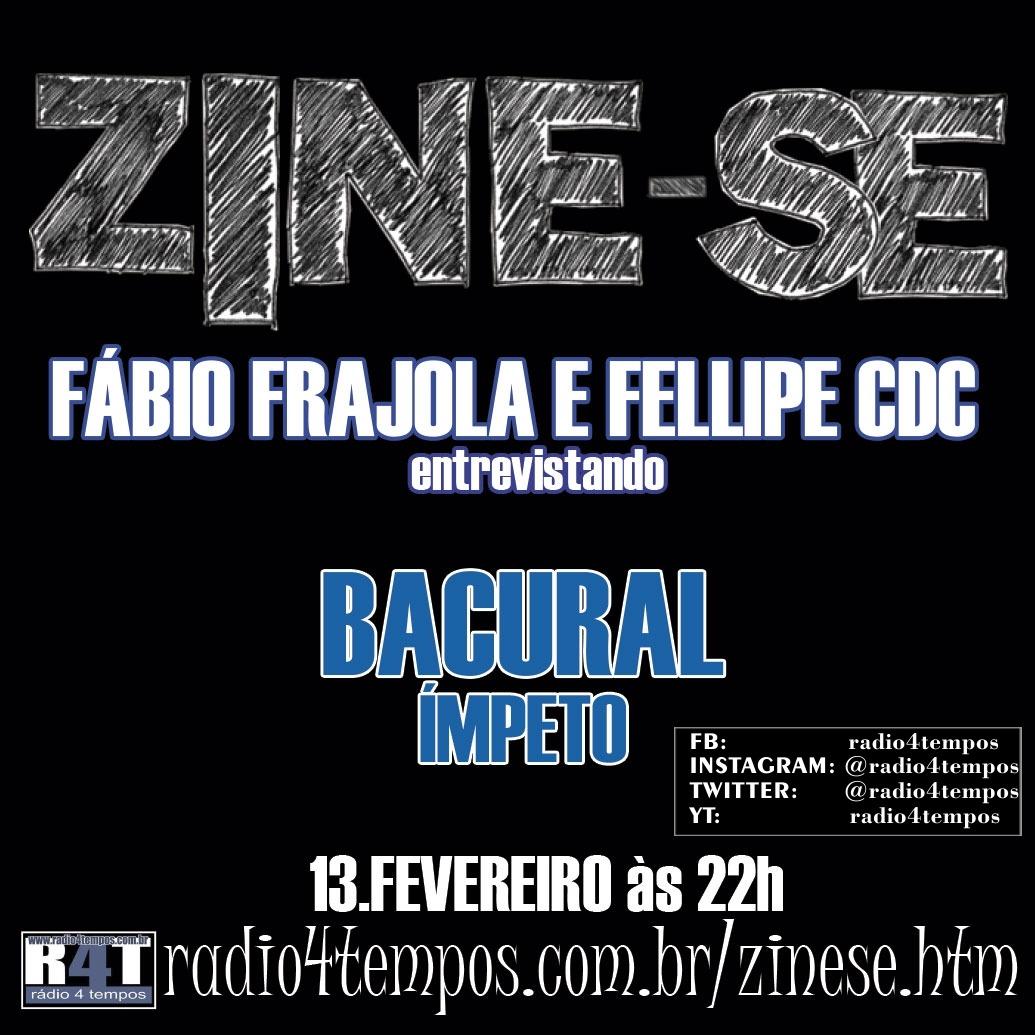 Rádio 4 Tempos - Zine-se 123
