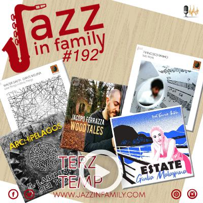 Jazz, jazz italiano. #192