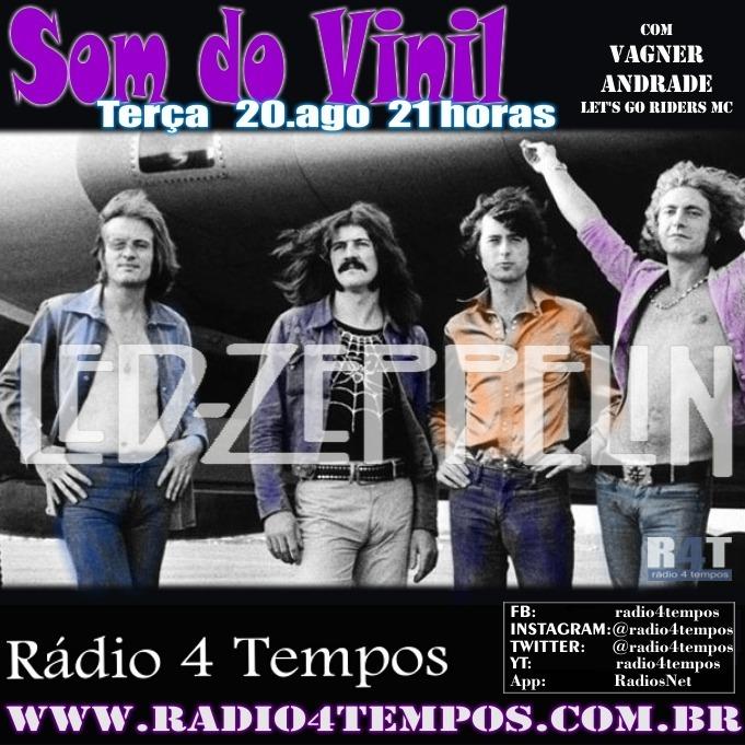 Rádio 4 Tempos - Som do Vinil 11:Rádio 4 Tempos