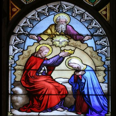 The Crowning of Mary as Queen of Heaven and Earth