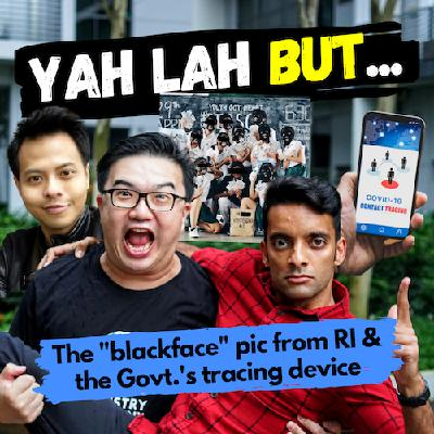 "YLB #58 - A ""blackface"" photo taken at RI stirs controversy & the Govt wants to track us all with wearable devices"