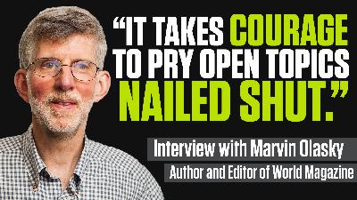 Abortion at the crossroads: Interview with author Marvin Olasky   The Mark Harrington Show   4-15-21