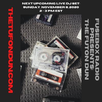 FuseBox Radio #620: DJ Fusion's The Futon Dun Livestream DJ Mix Fall Session #11 (#Election2020 Hip-Hop + R&B Hangover Mix)