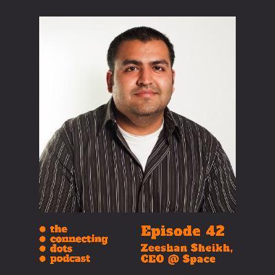 #42: Zeeshan Sheikh, how do you build the next Social Audio App for Creators?