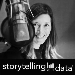 storytelling with data: #12 a conversation with Elijah Meeks