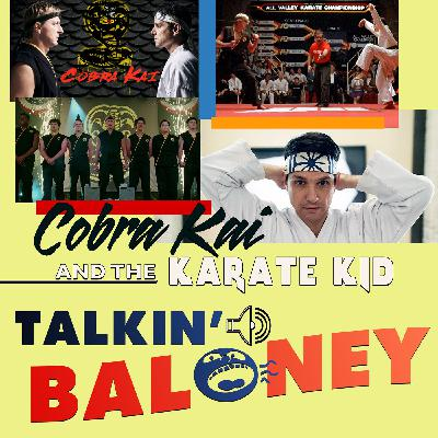 Strike First! Cobra Kai and The Karate Kid Franchise
