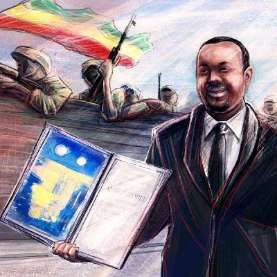 The political and ethnical conflict in Tigray and Ethiopia
