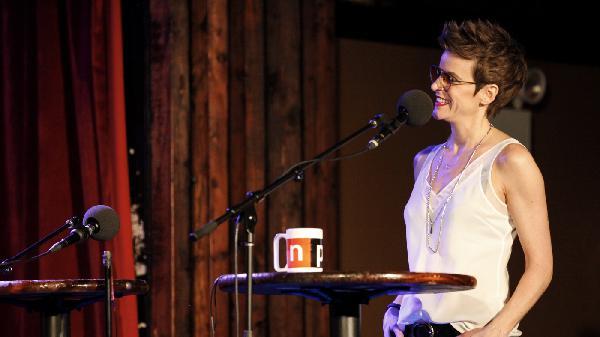 Jenn Colella And The Phantom Broadway Tattoo