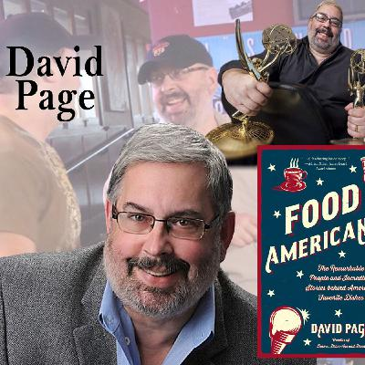 "Harvey Brownstone Interviews David Page, Author of ""Food Americana"""